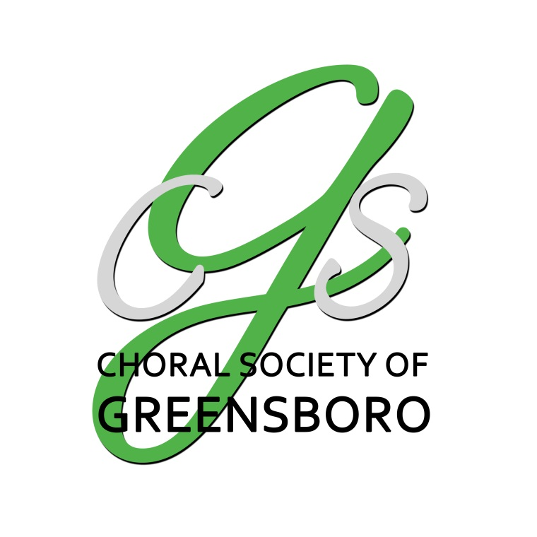 Choral Society of Greensboro Logo